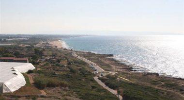 החוף הצפוני מבצת לראש הנקרה